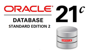 Oracle Database 21C Standar Edition 2