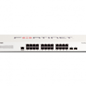 FortiSwitch 124D HW + Lic UTM BDL 8x5 FortiCare 1 Year